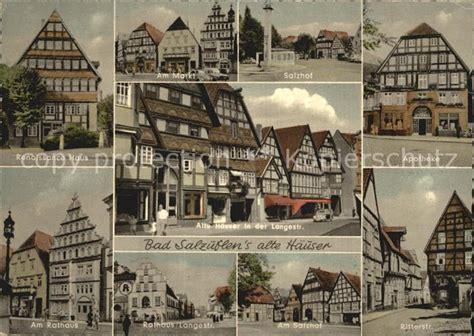 Häuser Mieten Bad Salzuflen by Ak Ansichtskarte Bad Salzuflen Renaissance Haus Rathaus