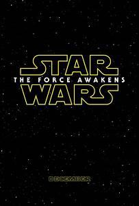 Poster Star Wars : star wars 7 poster revealed collider ~ Melissatoandfro.com Idées de Décoration
