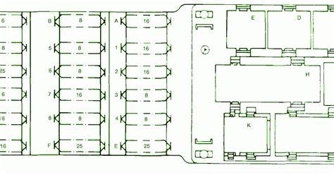 Fuse Box Diagram Mercedes Fuel Injection