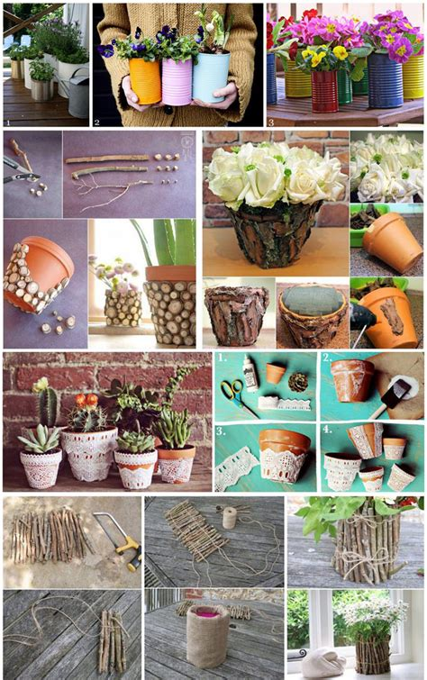 Garden Decoration Pots Ideas 22 budget gardening ideas garden ideas on a