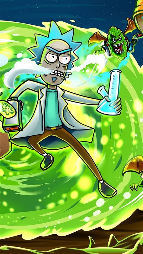 1080p Lock Screen 1080p Iphone Xs Wallpaper Hd by Mobile Wallpapers Rick And Morty 1080p 2019 3d Iphone