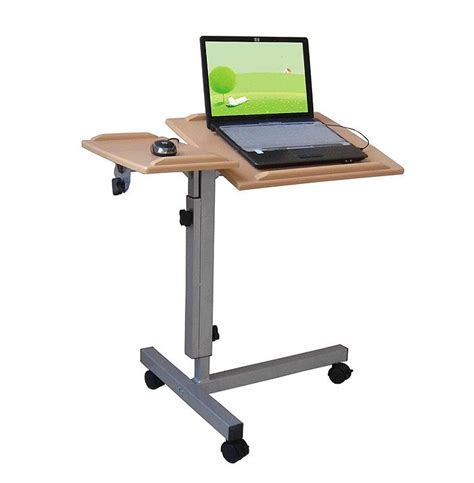 Office Desk On Wheels by Small Laptop Table With Wheels Review And Photo