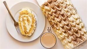 Easy Tiramisu RecipeTiramisu Cake Roll with Traditional
