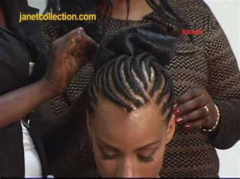 afrelle braid styles part  youtube