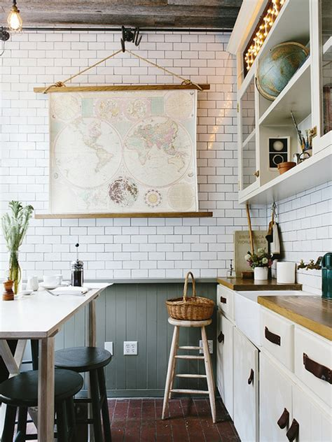 white subway tile kitchen past to present 3 ways to bring back subway tile the