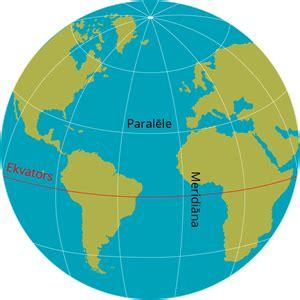 Globuss un karte — teorija. Dabaszinības, 4. klase.
