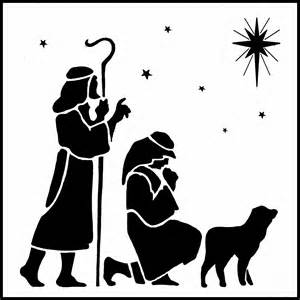 tech design studio christmas cards day 2 shepards nativity and bethlehem