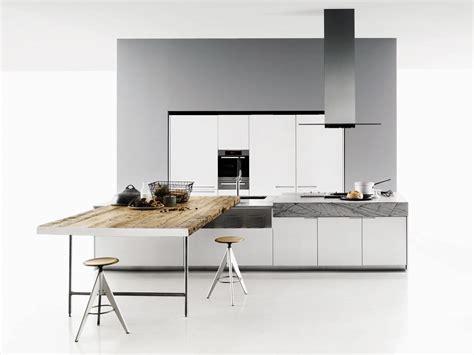 boffi cuisines cuisine avec îlot duemilaotto by boffi design piero lissoni