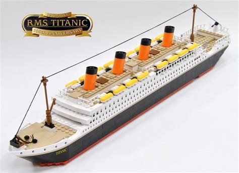 Lego Ship Sinking Titanic by 1000 Images About Lego On Lego Models Rms