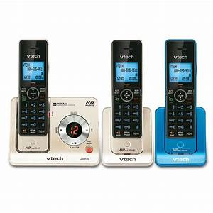 4 Handset Answering System With Caller Id  Call Waiting