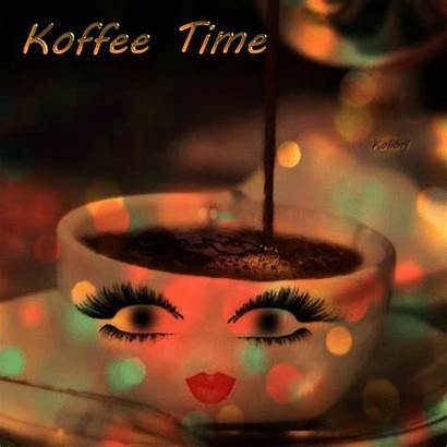 Koffee Coffee Animated Guten Cafe Morgen Morning