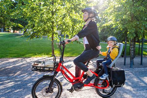 tern hsd  mighty mini electric cargo bike gates carbon drive