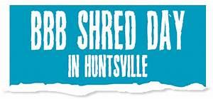 huntsville shred day With personal document shredding atlanta