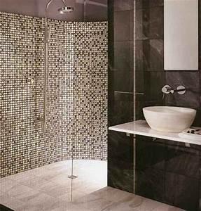 Mosaik Fliesen Badezimmer : badezimmer fliesen mosaik ~ Michelbontemps.com Haus und Dekorationen