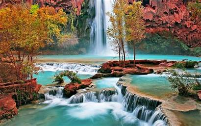 Scenery Waterfall March Heer Updated