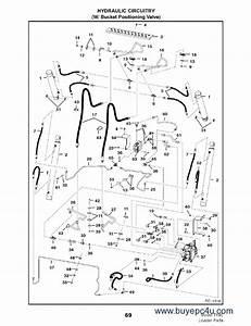 Bobcat T190 Turbo Parts Manual PDF