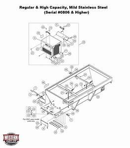 Hopper Assembly Body Components