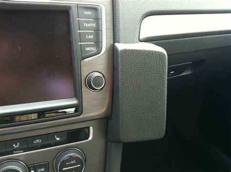 Vw Golf 7 Handyhalterung Konsole Kuda Fahrzeugspezifisch Kfz Halterungen Kfz Einbau
