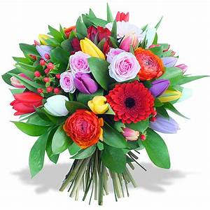 Bouquet De Fleurs : livraison de fleurs en 4h les fleurs du fleuriste bouquet fleurs d 39 artifice ~ Teatrodelosmanantiales.com Idées de Décoration