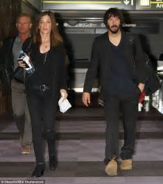 Keanu Reeves Girlfriend