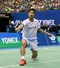 蓝天羽毛球新闻--(图文)2015年台北羽毛球公开赛决赛成绩表:谌龙、王仪涵分获男女单打冠军