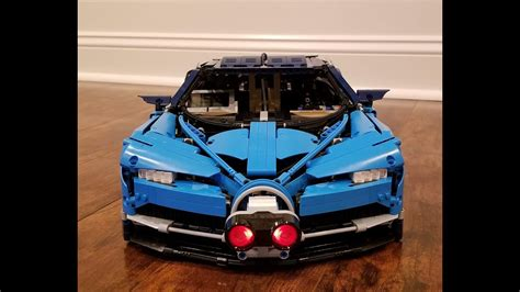 It means, for a start, that when they tell you about it, you there's still a special key if you want to unlock the full 261mph top speed and not be limited to. Smart automated Lego Bugatti Chiron - YouTube