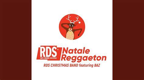 natale reggaeton canzone rds