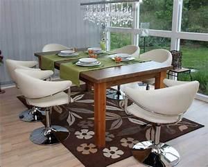 Esszimmerstühle Weiß Holz : esszimmerst hle drehbar leder hause deko ideen ~ Whattoseeinmadrid.com Haus und Dekorationen