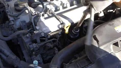 replace engine oil  filter hyundai  kia years