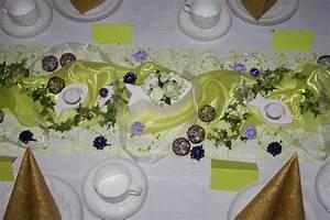 Tischdeko Konfirmation Grün : drahtkugel edel lila die tischdekoration ~ Eleganceandgraceweddings.com Haus und Dekorationen