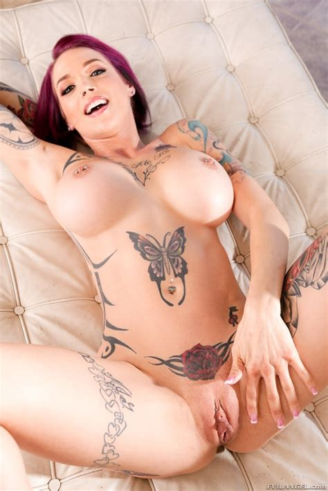 Anna Bell Peaks Takes Off Her Lingerie To Have Sex 1 Of 2