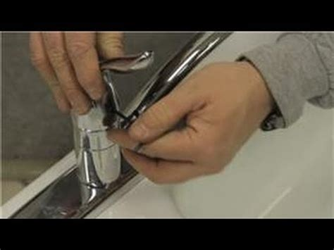 sink maintenance how to repair a leaking utility sink