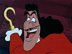 AuthorQuest: Analyzing the Disney Villains: Captain Hook ...