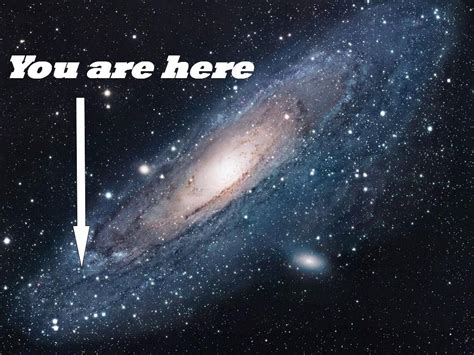 You Are Here Galaxy Wallpapers Top Free