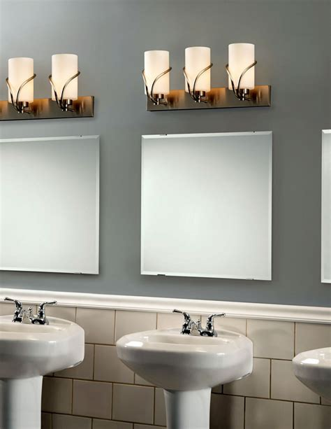 simple bathroom vanity lighting ideas