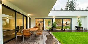 Fertighaus Flachdach Modern : moderner bungalow mit flachdach dt1 pichler haus gleisdorf steiermark sterreich ~ Sanjose-hotels-ca.com Haus und Dekorationen