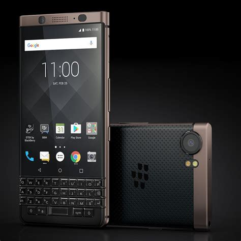 blackberry keyone bronze edition announced more keyboard phones to come gizchina