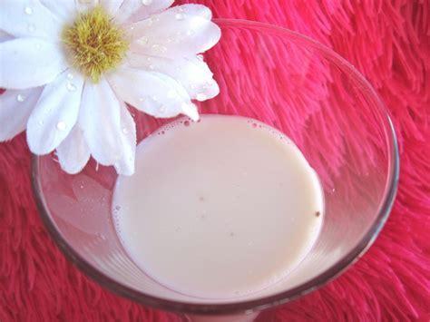 lait d amande home made dalicious
