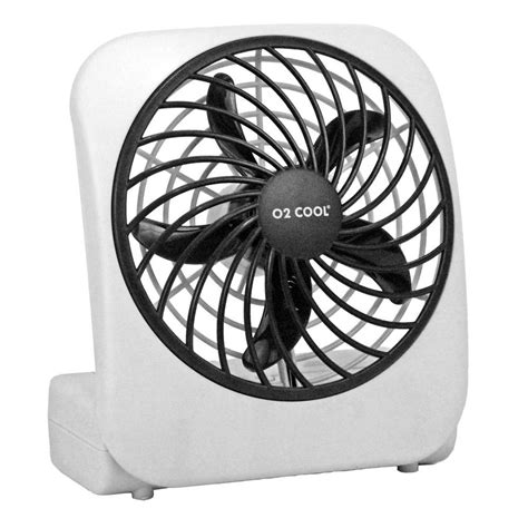 16 inch battery operated fan upc 755247116303 o2cool fans 5 in battery operated