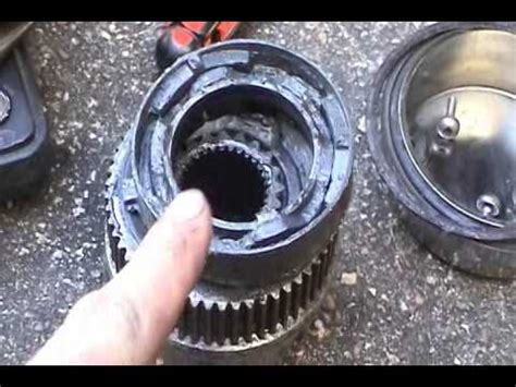 ford    automatic  manual hub conversion