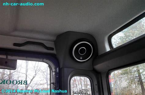 defender custom speaker housing boomer nashua mobile