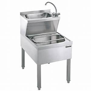 Lave Main Inox : lave mains vier inox pour cuisine professionnelle ~ Melissatoandfro.com Idées de Décoration