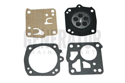 Carburetor Carb Repair Rebuild Kit For Husqvarna 2100 2101