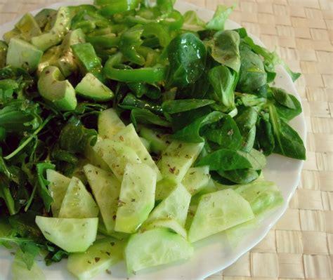 canapes recipes ensalada verde platos entrantes ensaladas hazteveg com