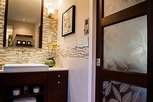 Asian Inspired Bath Renovation
