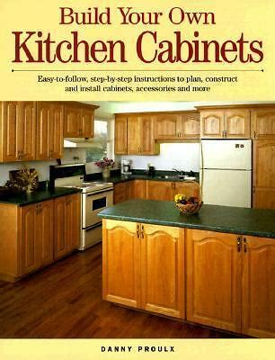 Cabinets Build Your Own by Build Your Own Kitchen Cabinets 1558704612 Ebay