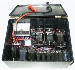 Project Battery Charger  Step By Step Documentation On