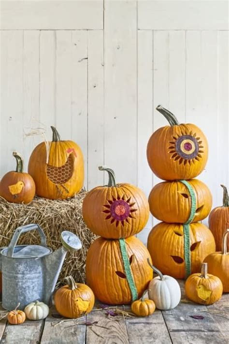 pumpkin decorating ideas  halloween  ur break