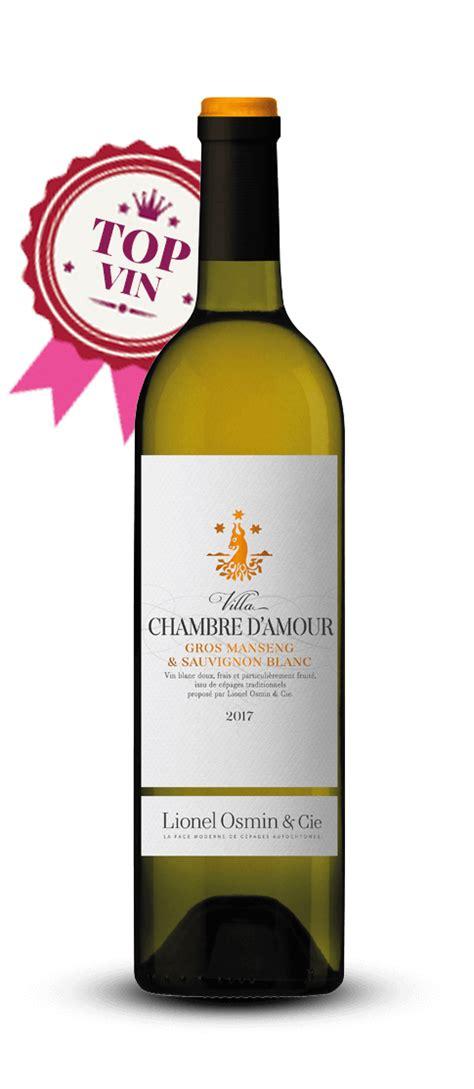 chambre d amour vin villa chambre d 39 amour vin blanc lionel osmin cie