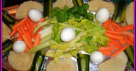 recette anchoiade provencale en video